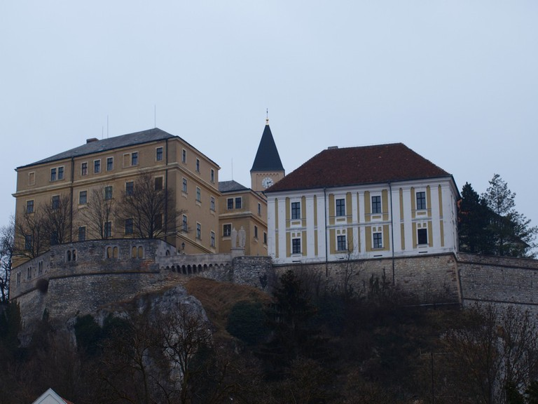 Veszprém Castle - Photo By Author