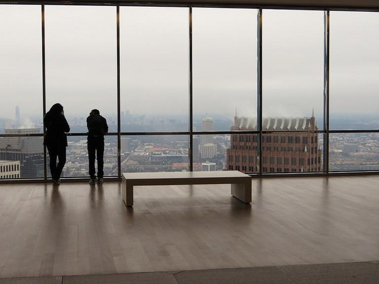 JPMorgan Sky Lobby | © Ken Lund/Flickr