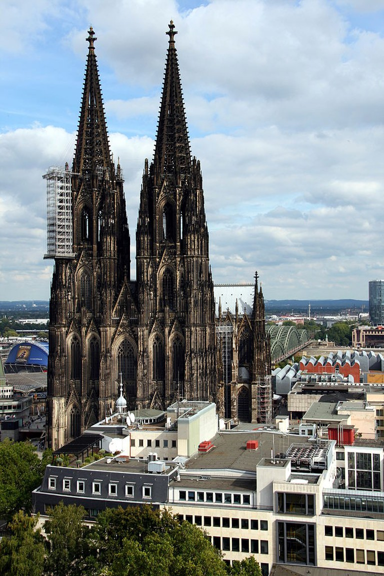 Cologne Cathedral | © Erisoll/WikiCommons
