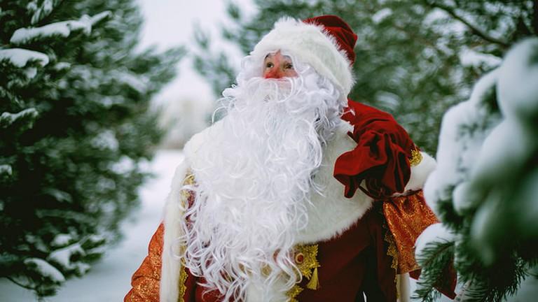 Father Winter | © Asha Komarovskaya/Flickr