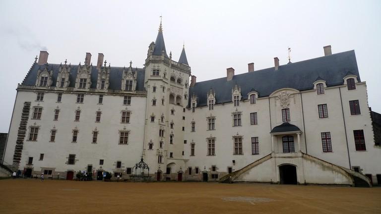 Le château des ducs de Bretagne à Nantes | ©Jean-Louis Zimmermann