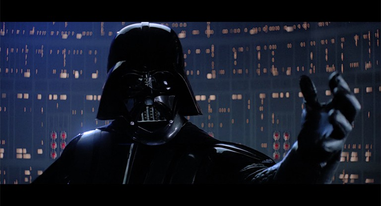 Darth Vader in Star Wars Episode V: The Empire Strikes Back   © Lucasfilm Ltd.