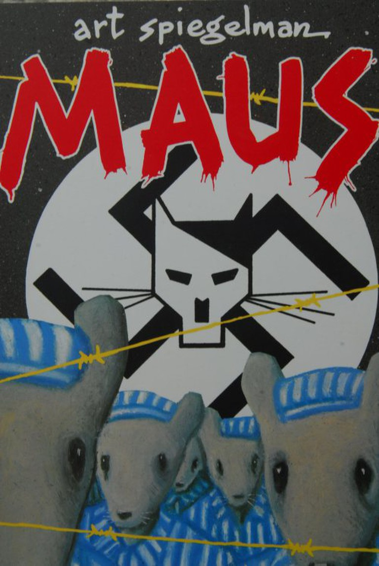Maus | © Pantheon Books