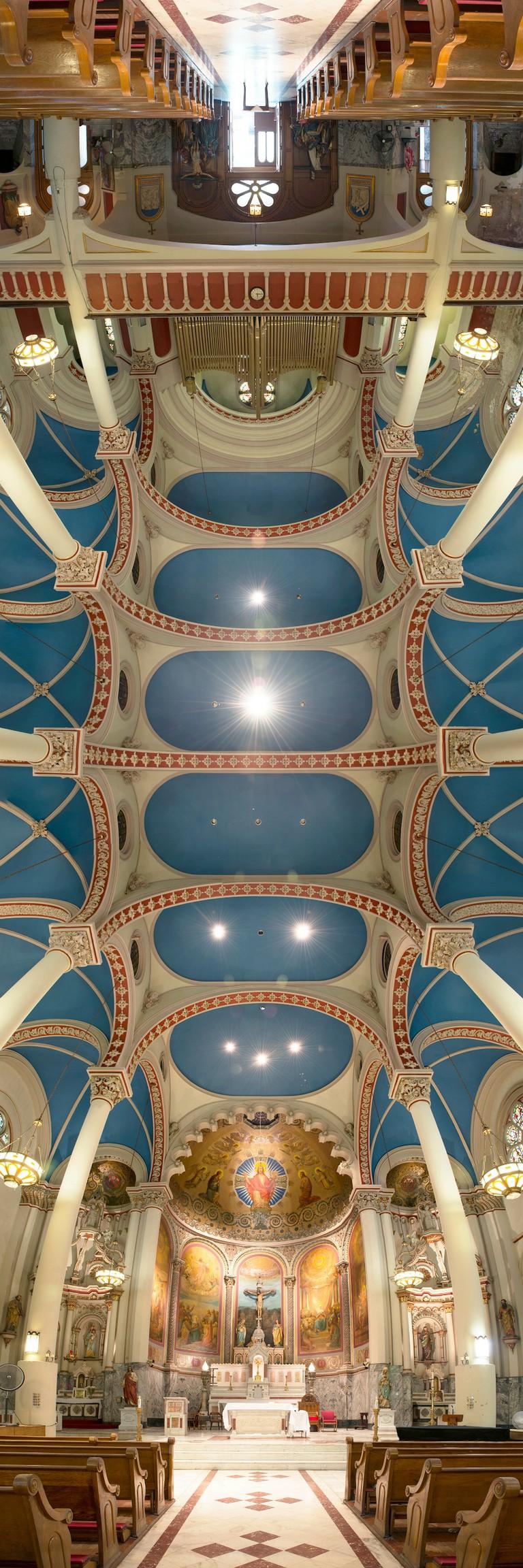 Most Holy Redeemer Church | © Richard Silver