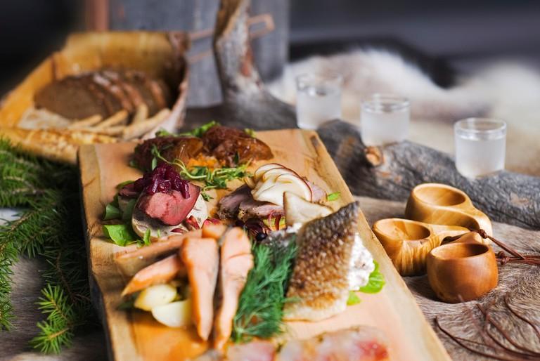 Nili Appetizers   Image Courtesy of Nili Restaurant