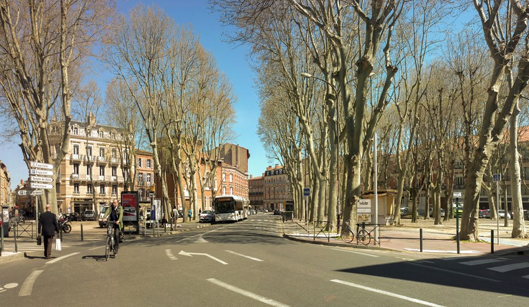 Place du Salin in Toulouse - Southwest exposure |©DidierDescouens/WikiCommons
