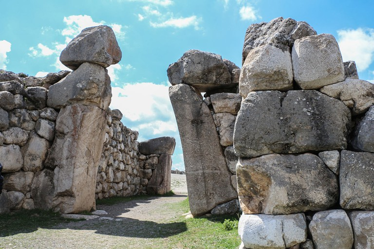 Porte Royale   © Bernard Gagnon/WikiCommons