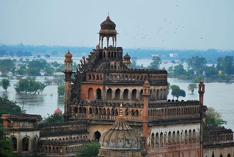 Rumi Darwaza Lucknow | © Rajesh Kathpalia/WikiCommons