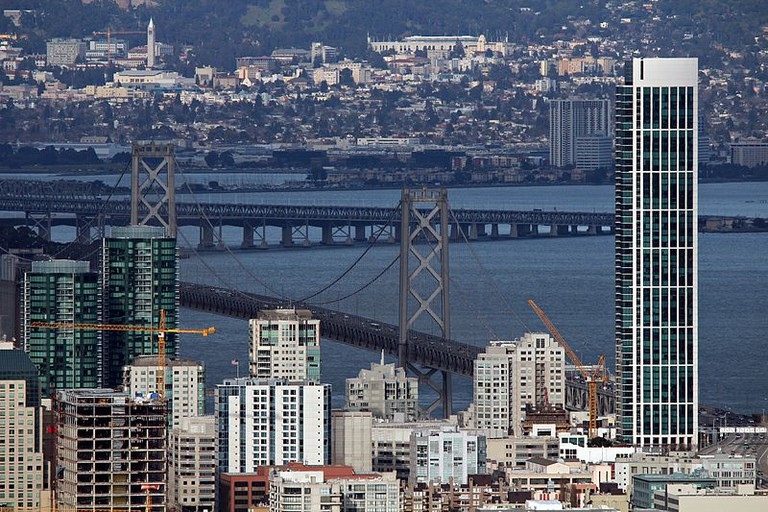 SoMa, San Francisco   © Basil D Soufi/WikiCommons