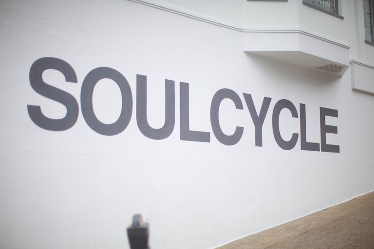 SoulCycle Castro Wall | Envios/FlickrCommons