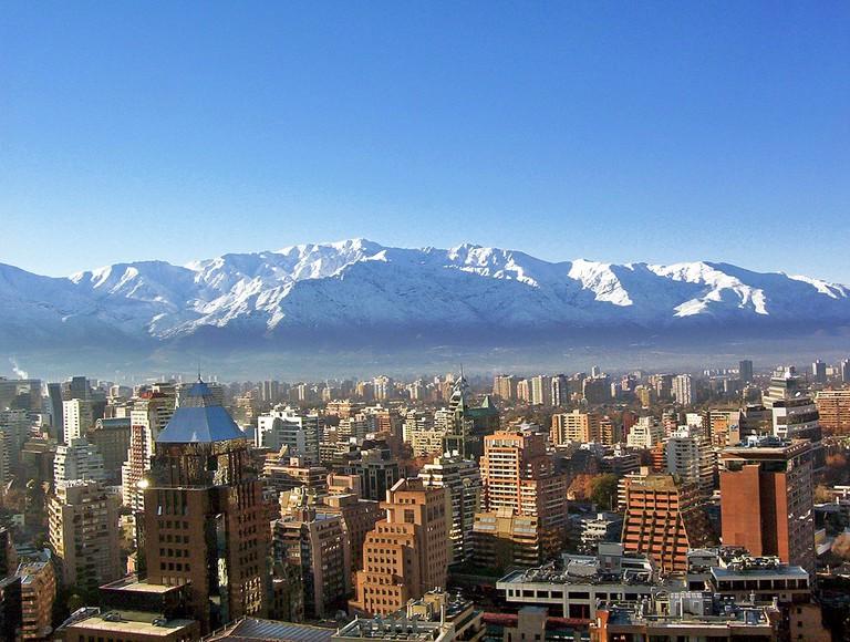 Santiago   © victor san martin/Flickr