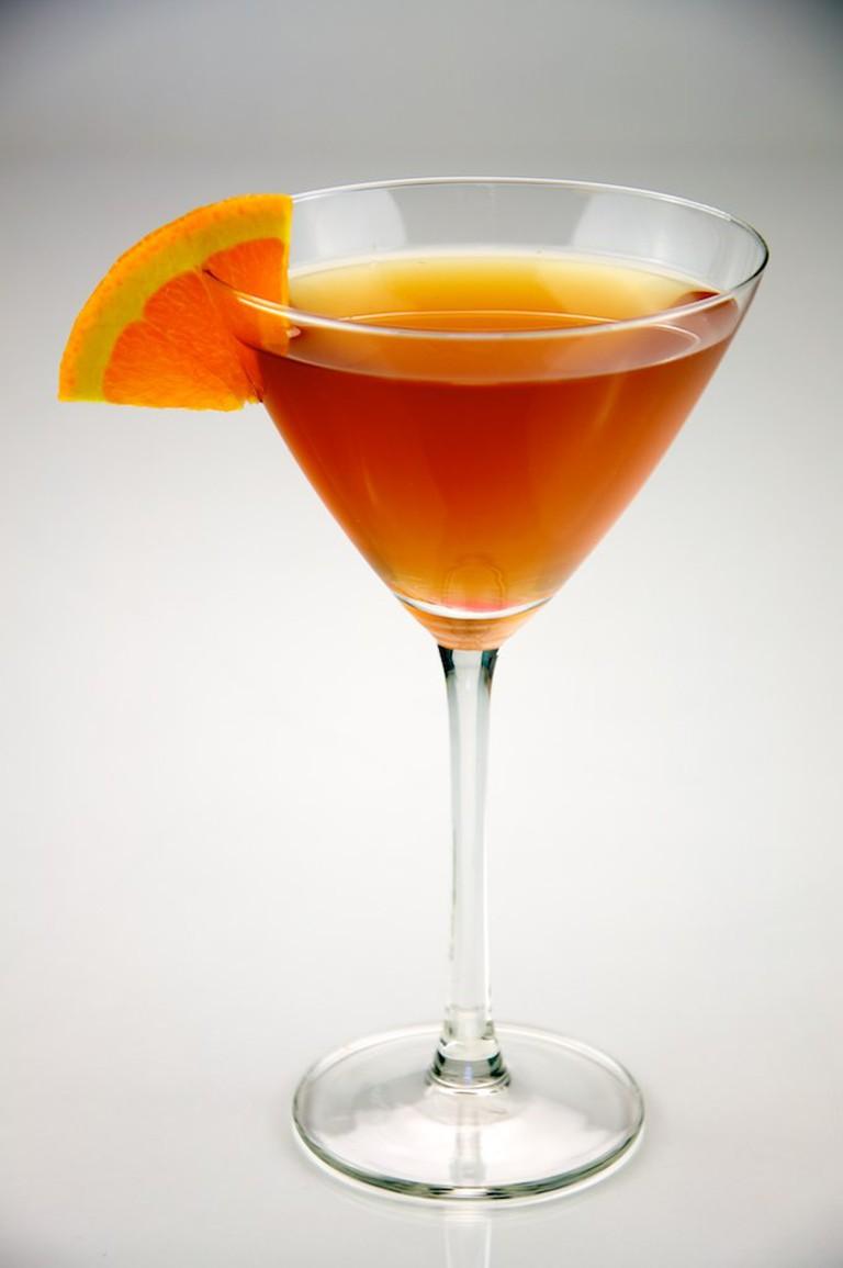 Sidecar Cocktail [ © Evan Swigart/Wikimedia ]