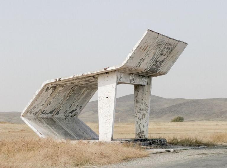 Taraz, Kazakhstan   Courtesy Christopher Herwig