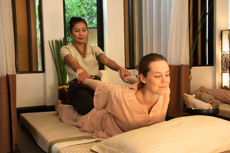 Classical Thai Massage | © Tara Angkor Hotel/Flickr