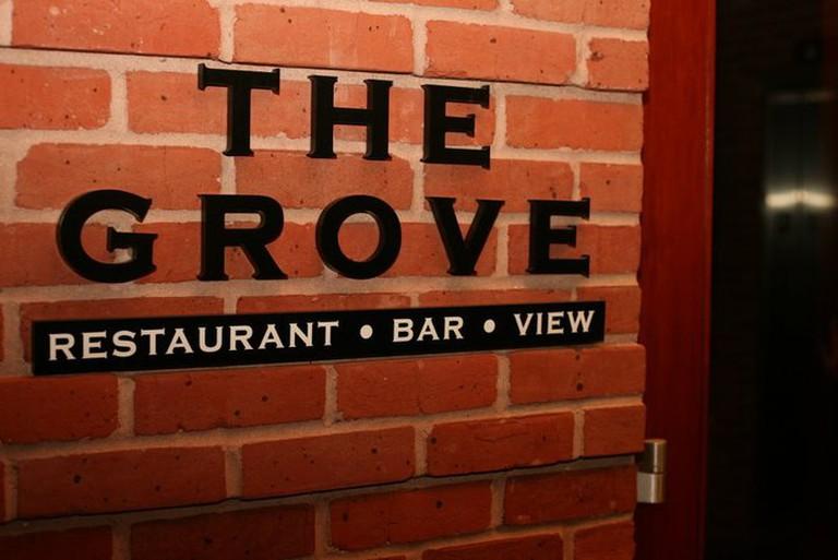 The Grove Restaurant | © Tendenci Software/Flickr