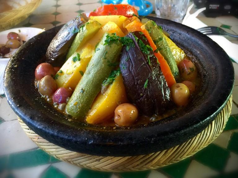 Vegetable_Tagine [ © Turajski/Wikimedia ]