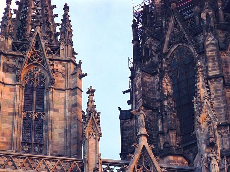 Sagrada Familia | © Epicantus/Pixabay