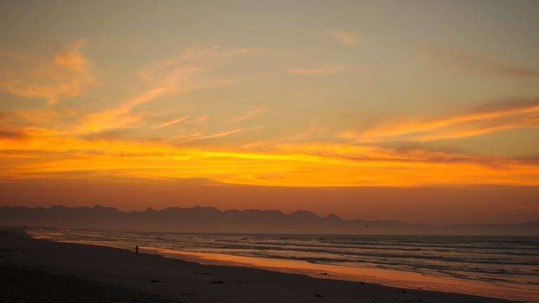 Muizenberg Beach, Cape Town | © Dave Jones/Flickr
