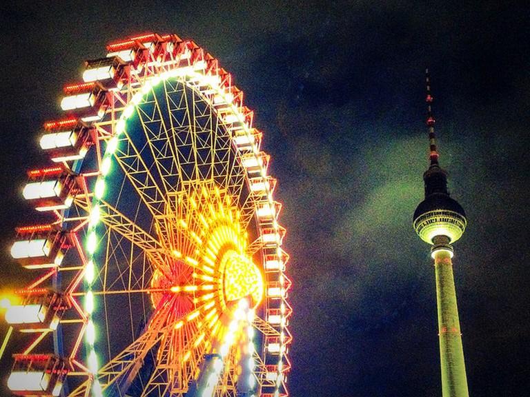 Berlin   © FraserMummery/Flickr