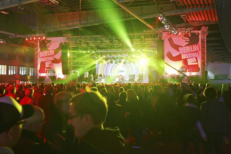 Berlin Festival 2011 | © Berlin Music Week/WikiCommons