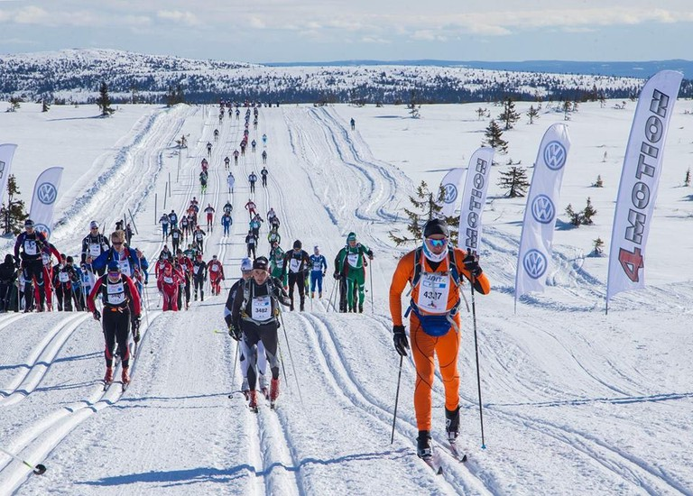 Birken ski festival 2017   Courtesy of Birken
