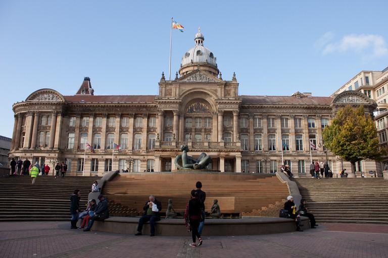 Birmingham Museum and Art Gallery © Lukes_photos / Flickr