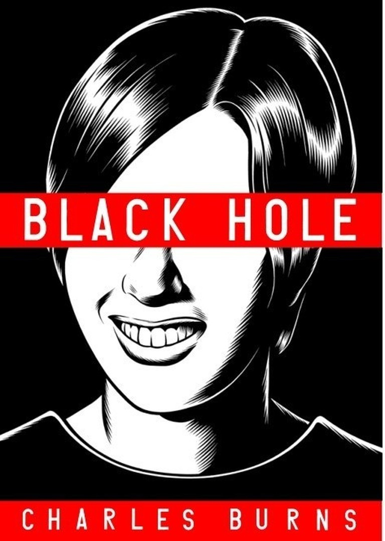 Black Hole © Kitchen Sink Press