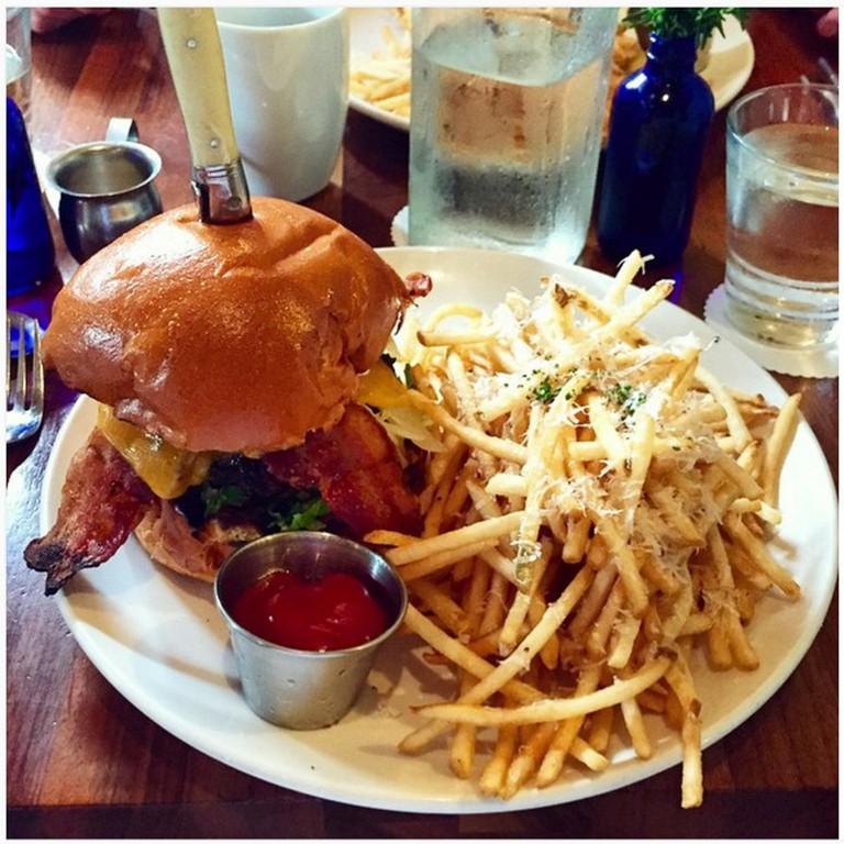 Boss Burger | © texasfoodgawker