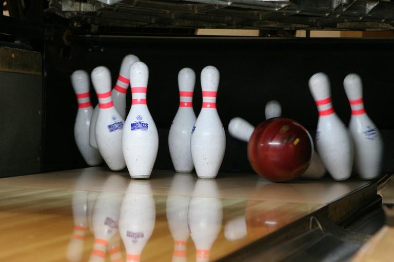 Bowling © skeeze/pixabay