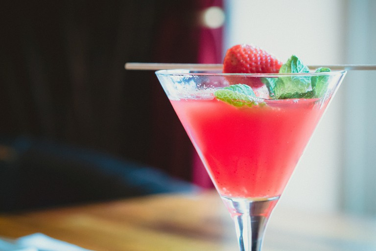 Fruity Martini © Unsplash/pixabay