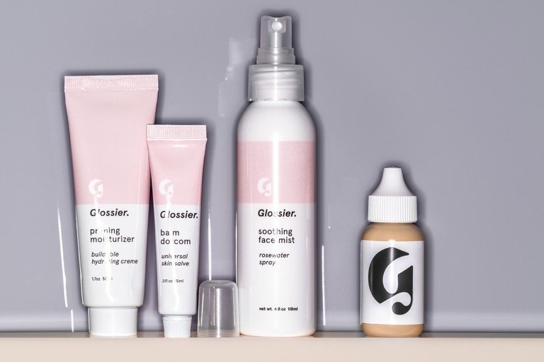Glossier Phase 1 Set   Image Courtesy of Glossier