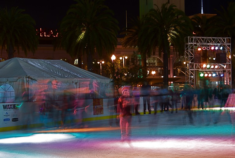 Ice Skating in San Francisco | © Stephen Kelly / Flickr