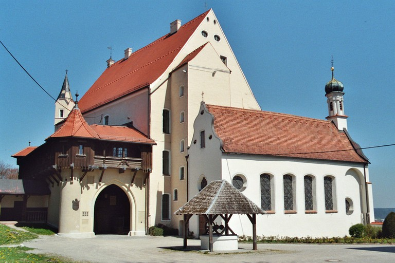 Mindelburg Burgkapelle | © Polybert49/Flickr