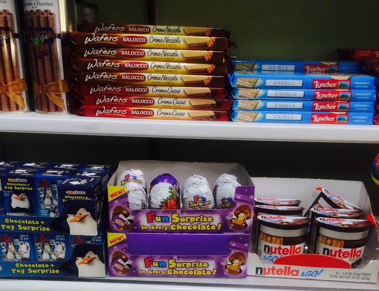 Candy at Mitchell's | © Seleba Ouattara