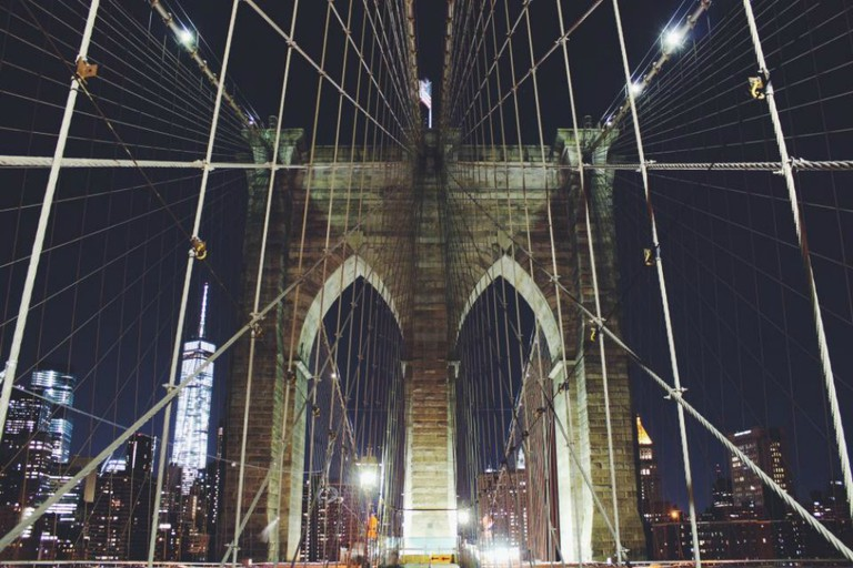 Brooklyn Bridge | © Rob Bye/StockSnap