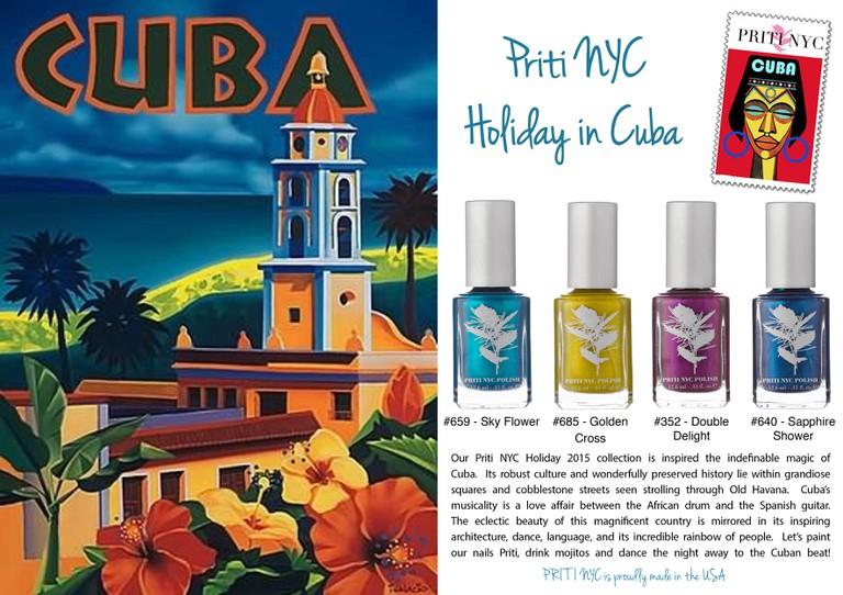 PritiNYC_Cuba_Holiday2015   Image Courtesy of Priti NYC