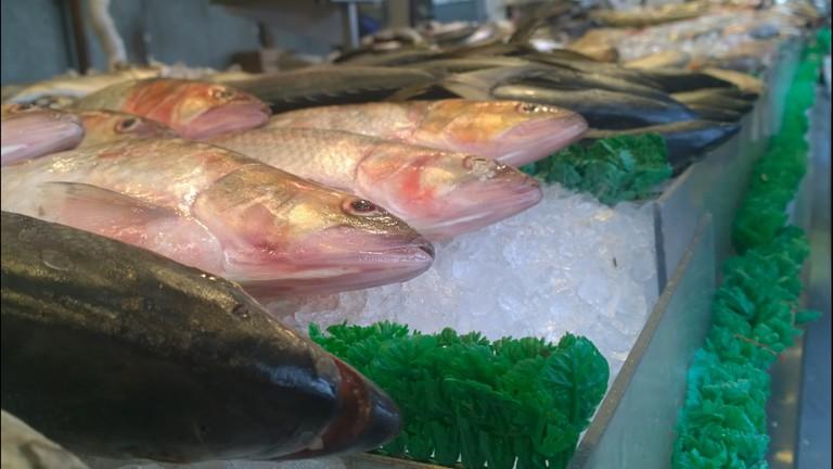 Seafood Market | © Eve Tisler/Flickr
