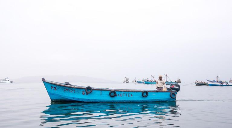 Starting as a small Fisherman Village © Sergio TB / Shutterstock