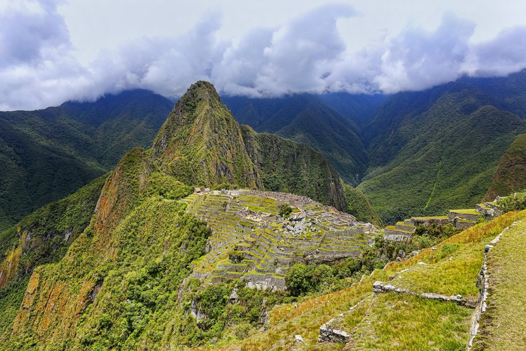 Urubamba Peru ©Don Mammoser / Shutterstock