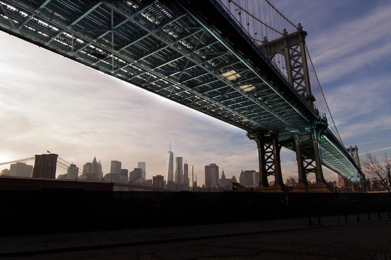 Manhattan Bridge ©aaronkfine / Shutterstock