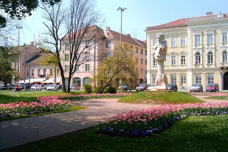 Szechenyi Ter Szeged