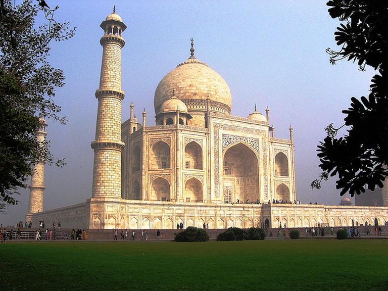 The Taj Mahal | © RameshNG/Flickr
