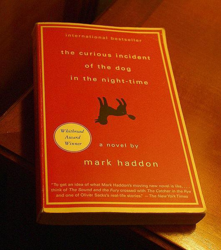 The Curious Incident of the Dog in the Night-Time by Mark Haddon | © Jplm/Wikicommons