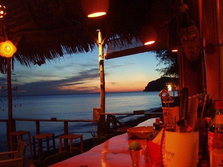 Courtesy of Parasol Beach Bar