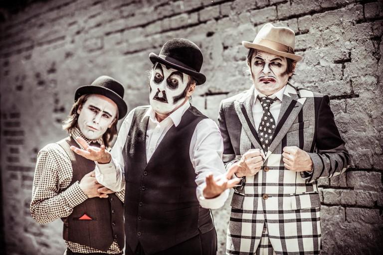 The masters of alternative cabaret | Courtesy of Arthur Leone PR, photograph © J. Prandtauerstr