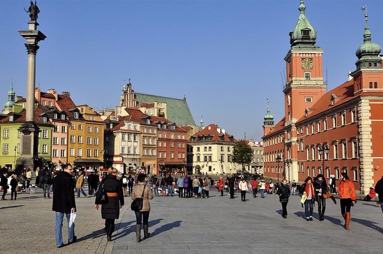 Warsaw   © Dan/Flickr