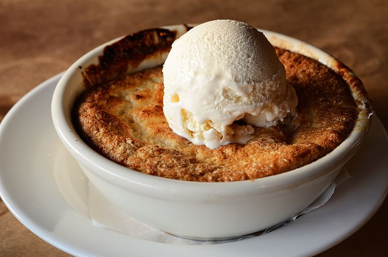 Peach Cobbler | © Ralph Daily/Flickr