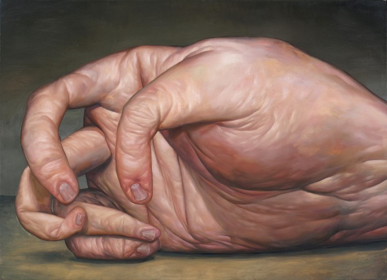 Useless Hand   © Seth Alverson