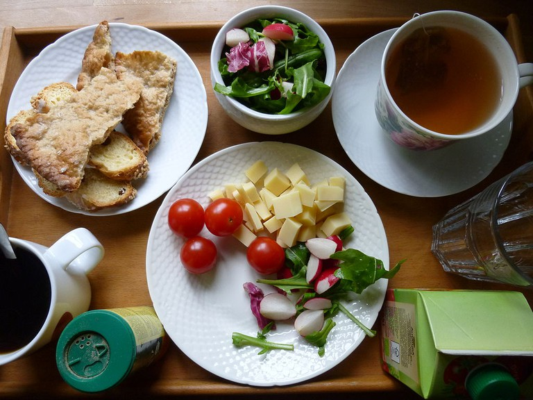 Sunday brunch © FlickreviewR/WikiCommons