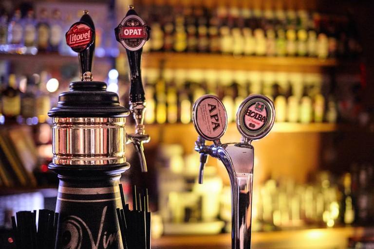 Viny Pub | Courtesy of Vinyl Pub